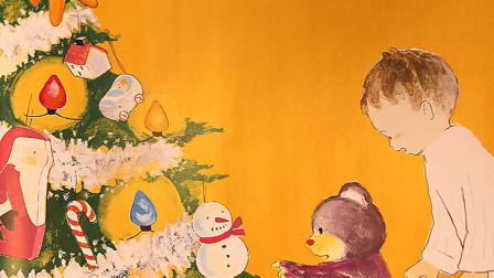 积木宝贝奇妙故事:小夜熊的奇妙圣诞节前夜