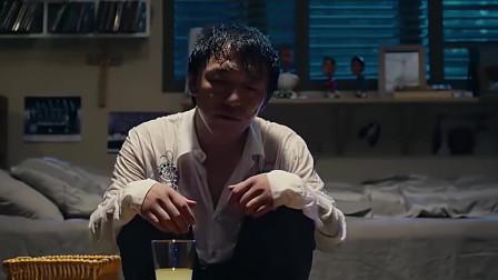 假装情侣:男子被女友突然抛弃,大雨中追车求爱,心疼渤哥!
