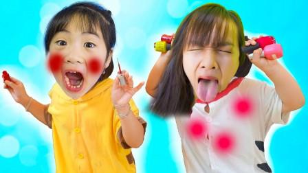 萌宝趣味日记!萌宝趣味色彩糖果教学,一起来看看吧!