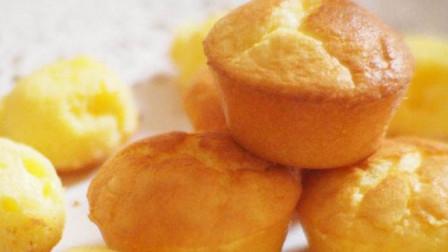鸡蛋糕的做法,鸡蛋糕怎么做好吃又简单,1分钟学会自己天天做