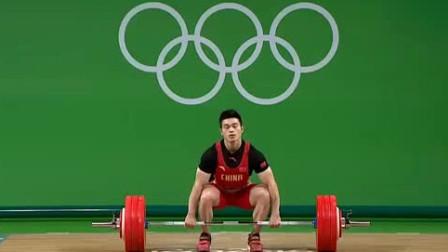 回顾吕小军奥运会举重,直接举起190公斤,秒杀所有选手全场欢呼!