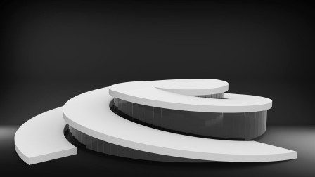 如何用Revit创建异形扭曲建筑,6分钟后给你答案