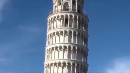 比萨斜塔屹立千年不倒?为什么堪称奇迹?