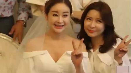 《妻子的味道》25岁陈华跟咸素媛办韩式婚礼,中国公公的反应真可爱