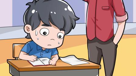 小朋友留的作业太难,把老爸都难住了!