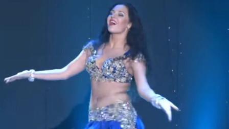 肚皮舞:肚皮舞使女人看起来风情万种,自信十足