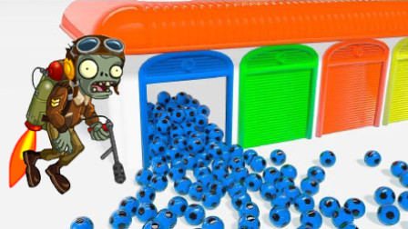 汪汪队和迷你特工队帮植物大战僵尸玩具