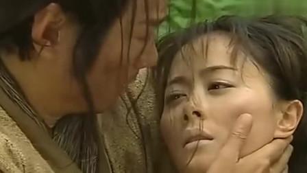 楚汉骄雄:韩信妻子香姬跟颓废的韩信一起绝食,韩信不忍妻子受苦