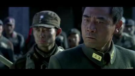 《正者无敌》冯天魁当众杀死要逃跑的军官