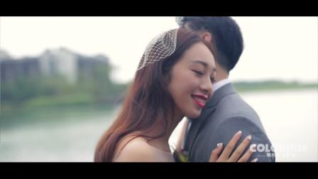ColorDream婚礼美学影像双机加摇臂档