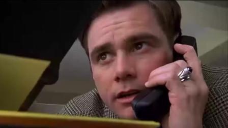 四分钟看完美国经典电影《楚门的世界》豆瓣9.1高分, 男子被人偷窥30年, 连老婆都是假的!