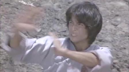 武打片:小伙学会十八罗汉拳,与师傅联手大战武功高强的恶人