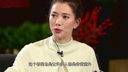 袁咏仪被问最想和谁拍吻戏,答案脱口而出,张智霖不淡定了