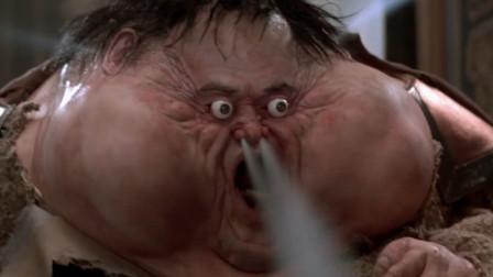 一部搞笑奇幻电影《妖魔大闹唐人街》,小伙一生气就会变成气球!