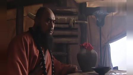 水浒传:李虞侯在营地耀武扬威,武松出来送了他们一个字,霸气!