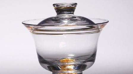 盖碗在玻璃茶具套装中,真的不止是泡茶,还可以这样用!