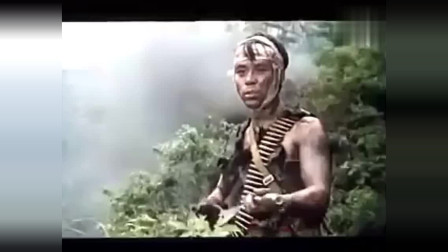 中越自卫反击战纪录片,视频像素不是很高,勇士悲壮英姿凸现依然