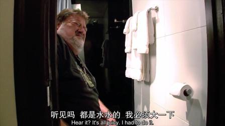 """真实版""""猩球大战""""制片人吓出屎"""
