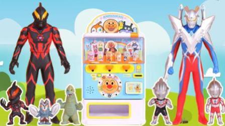 猪猪侠和海底小纵队拼装奥特曼玩具