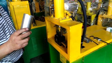 51圆管冲弧口护栏围栏冲弧焊接的好帮手,只要这一个操作。