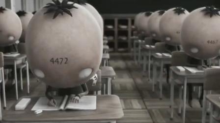 """亚洲式教育的""""精髓"""",被这部短片体现的淋漓尽致,既讽刺又警醒"""