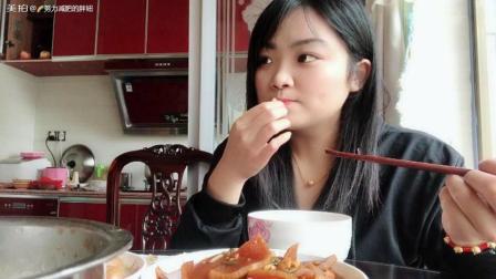 包的韭菜猪肉饺子, 你们都爱吃什么馅的呀?