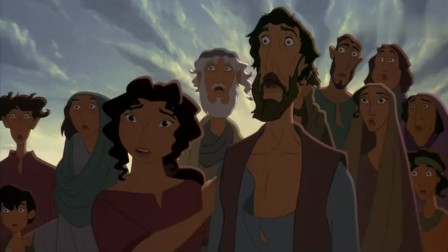 埃及王子:终于迎来了希望,村民们喜极而泣!