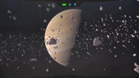 如果落入土星,你会经历什么?带你去往土星的核心