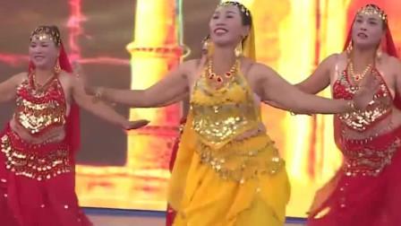 肚皮舞:印度舞串烧阿姨们也跳肚皮舞,这舞姿真的辣眼睛!