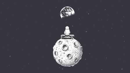 世界上最孤独的宇航员