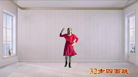 三友矿山广场舞【主家的小羊】基督教舞蹈原创附分解