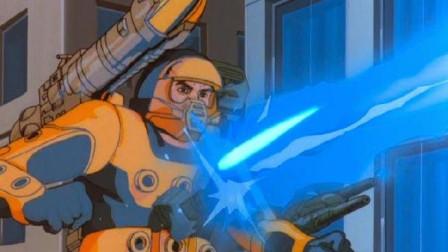 正义战士:二哈的战斗力好强啊!还记得神力无敌吗?