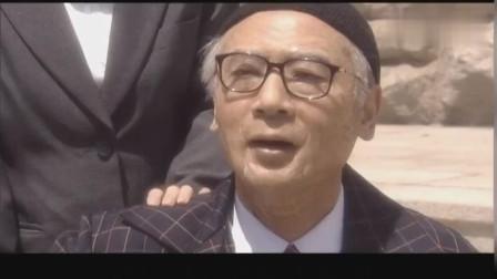 软禁54年获自由后的张学良和赵一荻来美国夏威夷,张学良望洋兴叹