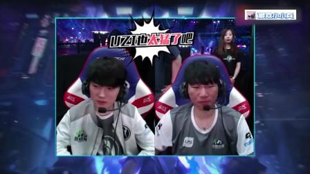 英雄联盟:RNG和IG战队的语音,没想到IG队员是这样评价UZI的,真是大神