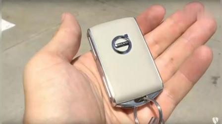 土豪开奔驰看新款沃尔沃XC60,销售拿出车钥匙那刻就果断下单
