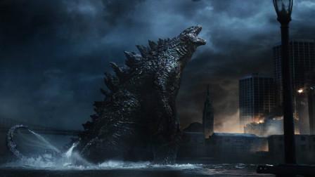 十大银幕怪兽排名,第一只体重9万吨!