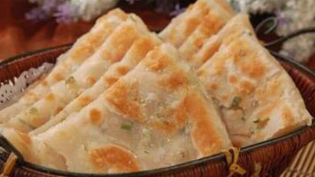 千层饼这样做,皮薄如纸,层次分明,香脆可口,做法超简单