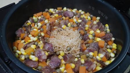 好吃简单的懒人米饭,学会这做法,家里宝宝再也不挑食了