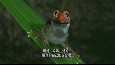 青蛙总动员:美国牛蛙欺负中国的青蛙,中国青蛙都要灭绝了