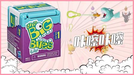 奇趣蛋王国 玩具箱里的小动物惊喜盒蛋