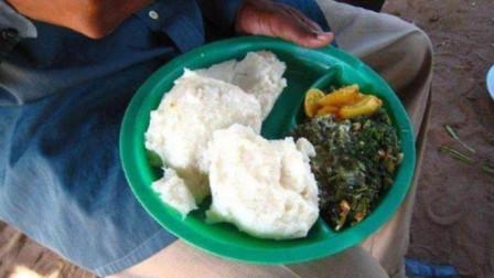 中国很常见的东西变成了非洲人最爱吃的主食, 吃一顿顶三天