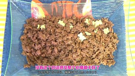 木下大胃王:来自瑞士的熊熊谷物片,满满的巧克力