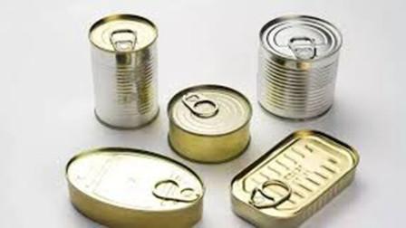 28年前的罐头长啥样?美国男子淘到28年前罐头,并大胆试吃!