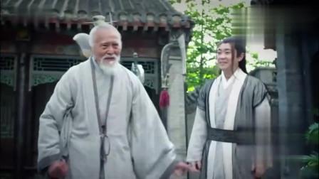 屌丝男士:大鹏这么不靠谱也是有原因的,也不看看他的师傅是谁