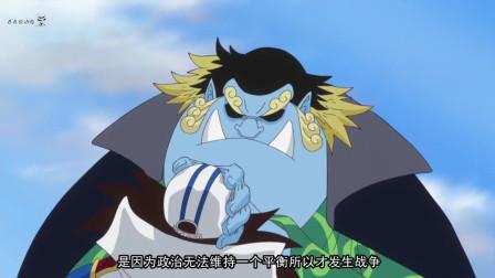 海贼王:游侠四海,前半生只为别人而战,现在终上未来海贼王的船