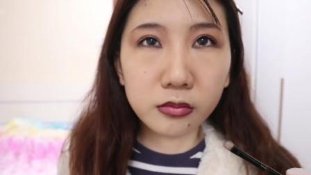 妹子仿妆《西门无恨》女主妆容,妆后吓到我了,你喜欢吗?