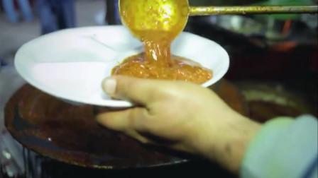 印度史诗级黑暗料理,味道不知道,光这卖相敢吃的都是勇士!