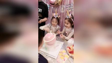 八岁生日蛋糕, 粉色星球巧克力蛋糕, 超有趣的