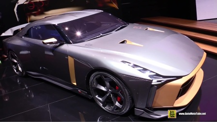 日内瓦车展实拍 2020 日产 Nissan GT-R50 by Italdesign