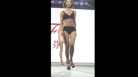 2019 38女神节曼妮芬内衣秀2